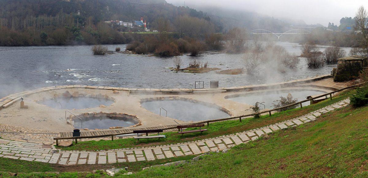 Termas de mu o da veiga turismo de ourense for Piscinas naturales pais vasco