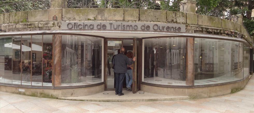 Oficina municipal de turismo turismo de ourense for Oficina correos ourense